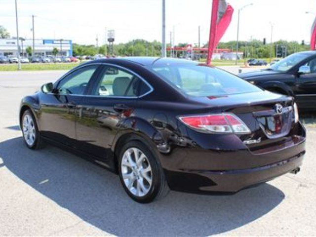 2010 mazda mazda6 gt cuire ton t ouvrant cuire 6 vitesse delson quebec car for sale 2361349. Black Bedroom Furniture Sets. Home Design Ideas