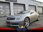 2004 Infiniti G35 Sunroof leather Auto 18 inch Rims Xenons Bose S in Guelph, Ontario