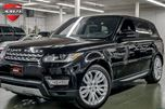 2016 Land Rover Range Rover Sport DIESEL Td6 HSE -LEASE ONLY- in Oakville, Ontario