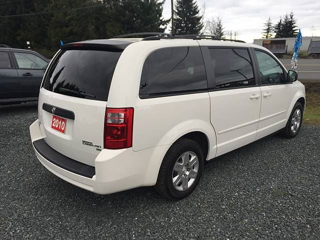 2010 dodge grand caravan se parksville british columbia car for sale 2362387. Black Bedroom Furniture Sets. Home Design Ideas
