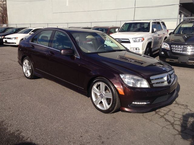 2011 mercedes benz c class c300 ottawa ontario car for for Mercedes benz payment calculator
