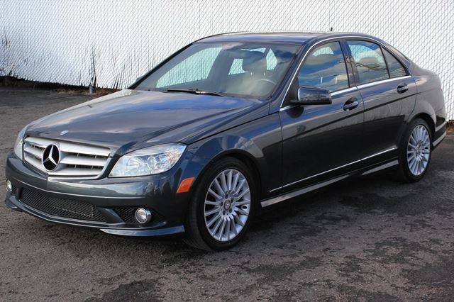 2010 mercedes benz c class c250 grey selection auto for 2010 mercedes benz c250