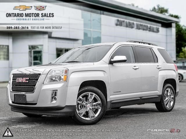 2015 gmc terrain sle oshawa ontario used car for sale. Black Bedroom Furniture Sets. Home Design Ideas
