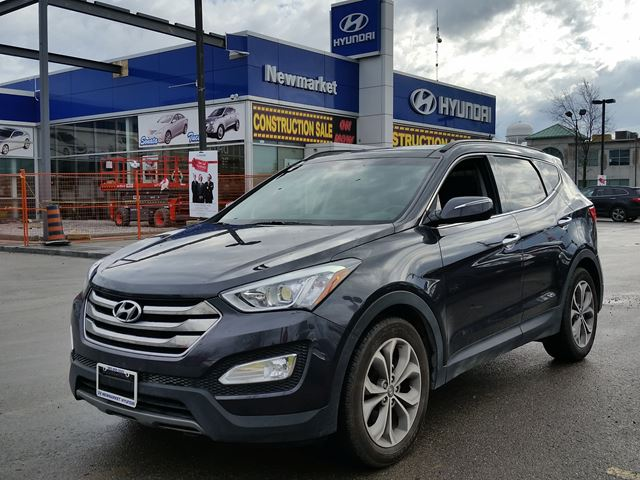 2014 hyundai santa fe for sale in whitby on cargurus canada. Black Bedroom Furniture Sets. Home Design Ideas
