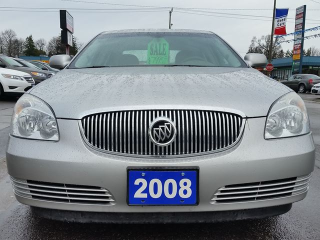 2008 Buick Lucerne Safety Amp E Tested Brantford Ontario Used Car For Sale 2362808