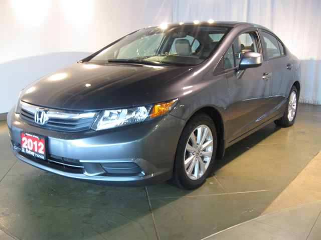 2012 honda civic ex l sedan 5 speed at black parkway honda. Black Bedroom Furniture Sets. Home Design Ideas