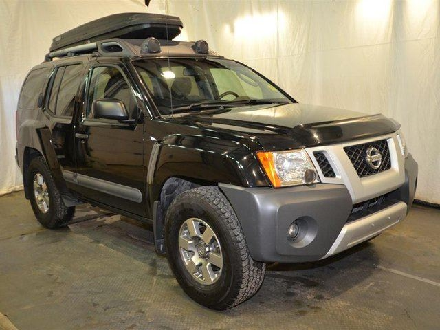 2011 nissan xterra pro 4x calgary alberta used car for sale 2363394. Black Bedroom Furniture Sets. Home Design Ideas