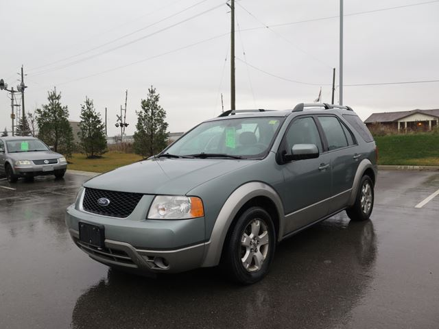 2006 ford freestyle sel london ontario used car for sale 2363999. Black Bedroom Furniture Sets. Home Design Ideas