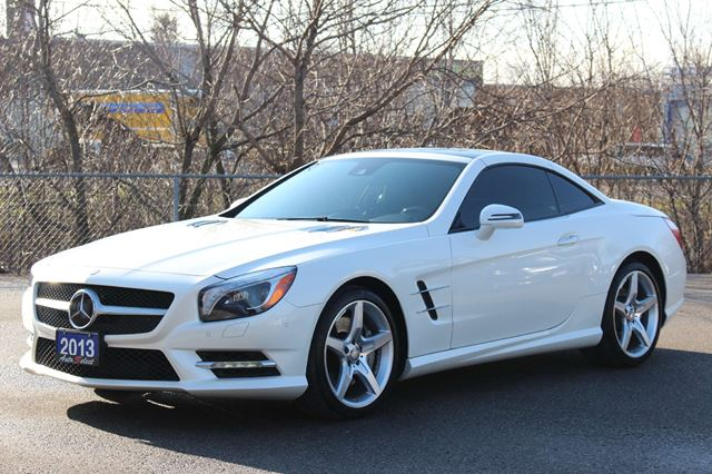 2013 mercedes benz sl class sl550 roadster only 28k amg for Mercedes benz scarborough