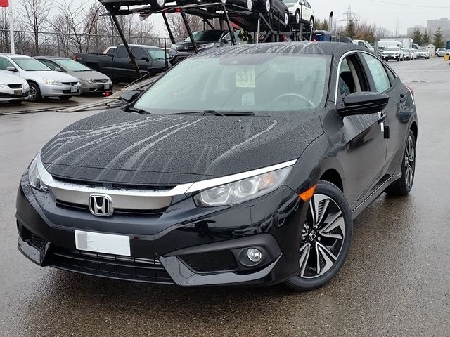 2016 honda civic ex t black whitby oshawa honda new car. Black Bedroom Furniture Sets. Home Design Ideas