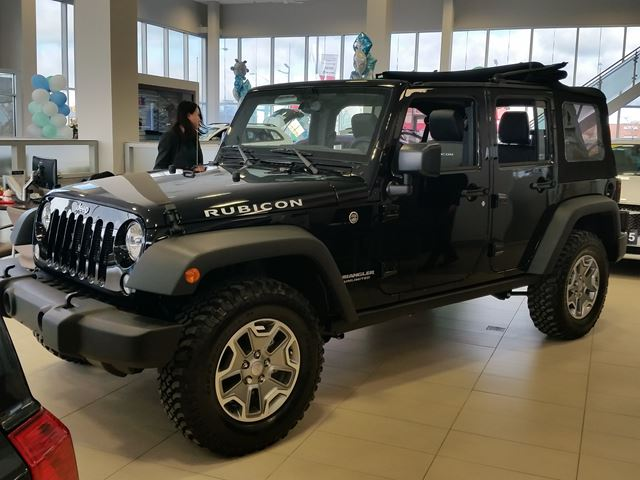 2016 jeep wrangler unlimited rubicon 4x4 vaughan ontario car for sale 2364160. Black Bedroom Furniture Sets. Home Design Ideas