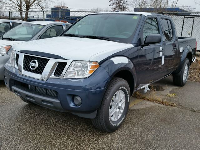 2016 nissan frontier sv blue sherway nissan new car. Black Bedroom Furniture Sets. Home Design Ideas