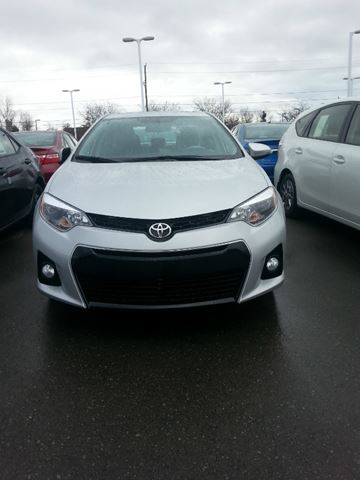 used 2016 toyota corolla sport upgrade package in cobourg ontario 2028609. Black Bedroom Furniture Sets. Home Design Ideas