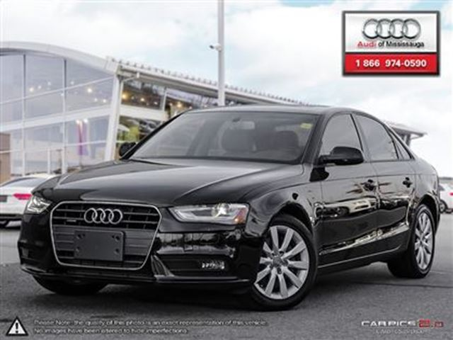 2013 audi a4 2 0t 6spd manual quattro sedan black audi. Black Bedroom Furniture Sets. Home Design Ideas