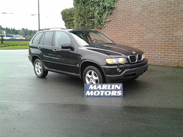 2003 BMW X5 3.0i in Koksilah, British Columbia