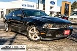 2012 Ford Mustang V6 COUPE W/ 6 SPEED MANUAL in Ottawa, Ontario