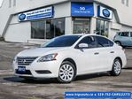 2013 Nissan Sentra   Call now 888-718-8284 in Brantford, Ontario