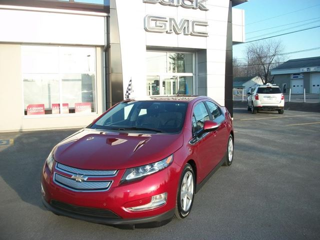 2014 CHEVROLET Volt           in Joliette, Quebec