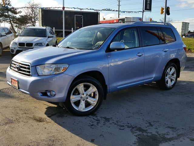 2008 toyota highlander limited v6 awd brampton ontario car for sale 2365632. Black Bedroom Furniture Sets. Home Design Ideas