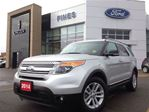 2014 Ford Explorer LOW KM, WNTR TIRES in Bolton, Ontario
