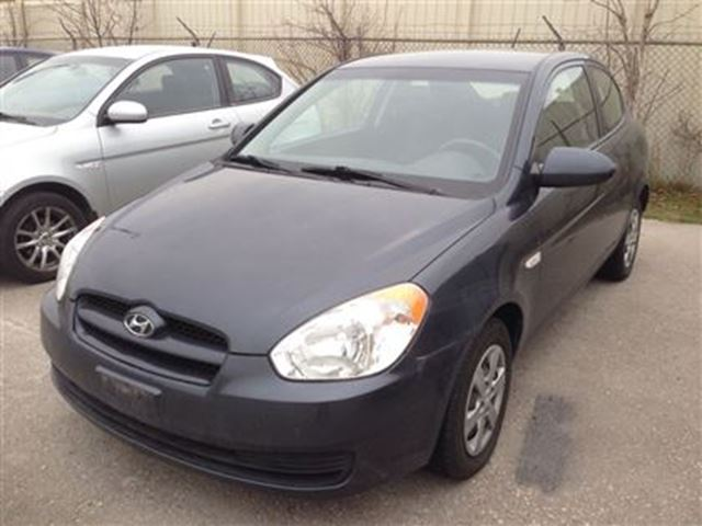 2009 hyundai accent auto l brampton ontario used car. Black Bedroom Furniture Sets. Home Design Ideas