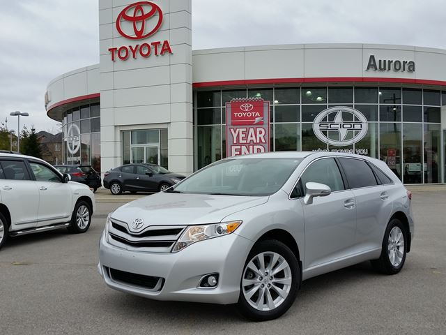 2013 toyota venza aurora ontario used car for sale 2366763. Black Bedroom Furniture Sets. Home Design Ideas