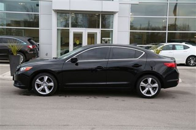 2013 Acura ILX Technology Package Black