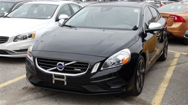 2012 volvo s60 t6 r design polestar inspired volvo warranty newmarket ontario used car. Black Bedroom Furniture Sets. Home Design Ideas