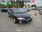 1998 Chrysler Sebring JXI+Convertible+Leather+Fogs+Keyless+Must be SEEN+ in London, Ontario