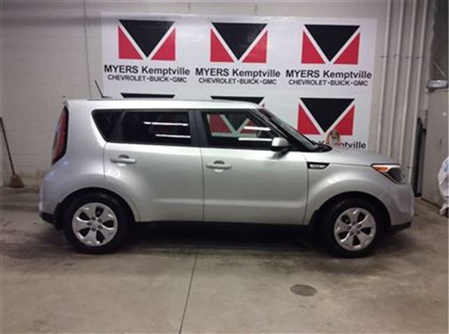 2015 kia soul l kemptville ontario used car for sale. Black Bedroom Furniture Sets. Home Design Ideas
