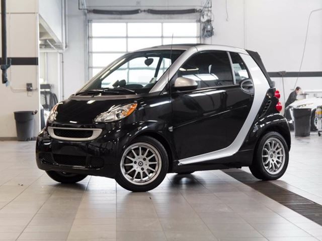 2011 smart fortwo passion 2dr cabriolet penticton. Black Bedroom Furniture Sets. Home Design Ideas