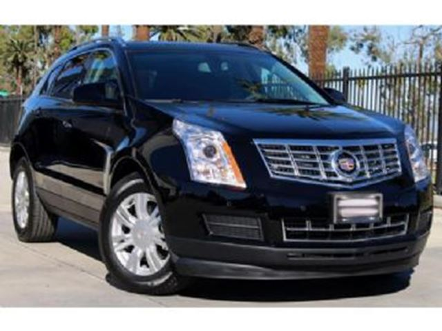 2016 cadillac srx 4 luxury awd black lease busters. Black Bedroom Furniture Sets. Home Design Ideas