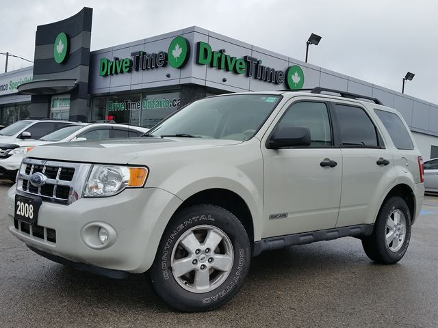 2008 Ford Escape Xlt Beige Drive Time