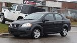 2009 Pontiac Wave  Sedan 4 Cylinder Automatic in Brampton, Ontario