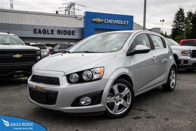 2015 chevrolet sonic lt auto coquitlam british columbia. Black Bedroom Furniture Sets. Home Design Ideas
