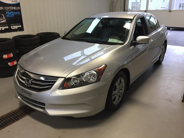2011 Honda Accord Se Gatineau Quebec Car For Sale 2370352