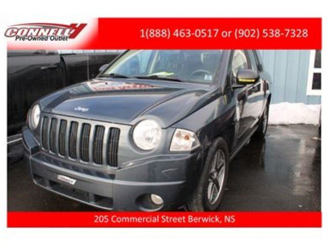 2008 JEEP COMPASS Sport/North in Middleton, Nova Scotia