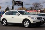 2010 Infiniti EX35 AWD ONLY 125K! **CLN CARPROOF** BACK-UP CAMERA in Scarborough, Ontario