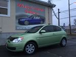 2010 Hyundai Accent 2DR HATCH, A\C, P.GROUP, LOADED! $0 DOWN $48 BI-WEEKLY! in Ottawa, Ontario