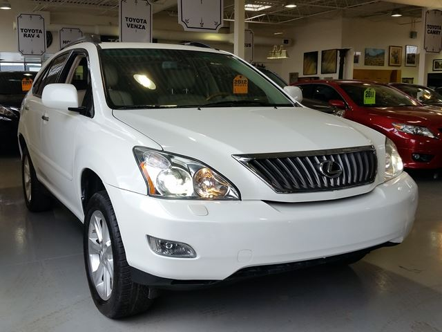 2009 lexus rx 350 toronto ontario used car for sale. Black Bedroom Furniture Sets. Home Design Ideas