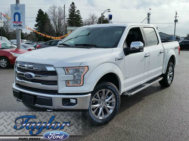 2015 ford f 150 lariat white taylor ford new car. Black Bedroom Furniture Sets. Home Design Ideas