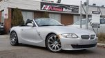 2008 BMW Z4 3.0si Roadster Paddle Shift Low Km's No Accident in Brampton, Ontario