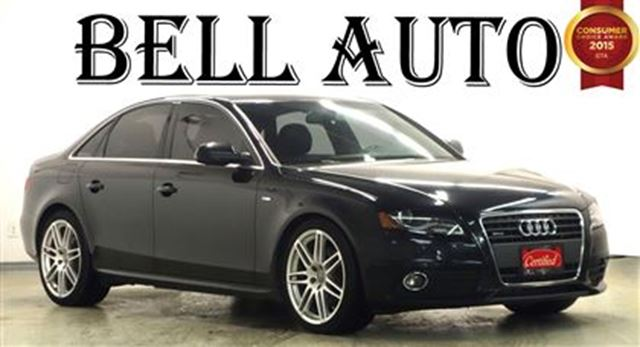 2012 audi a4 2 0t s line 6 speed manual black bell auto. Black Bedroom Furniture Sets. Home Design Ideas