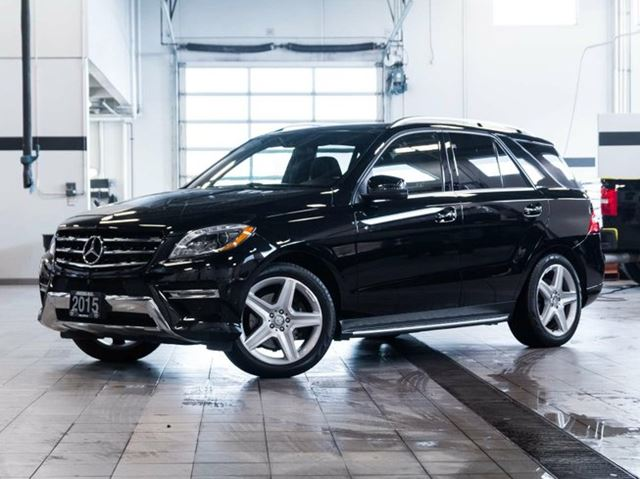 2015 mercedes benz m class ml350 bluetec 4matic black for 2015 mercedes benz ml