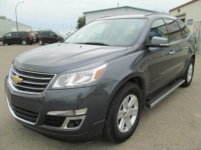 used 2014 chevrolet traverse 1lt regina. Black Bedroom Furniture Sets. Home Design Ideas