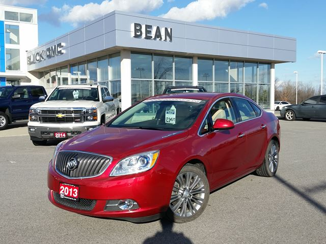 2013 buick verano leather red bean chevrolet buick gmc. Black Bedroom Furniture Sets. Home Design Ideas