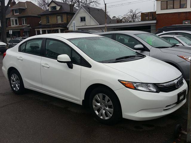 2012 honda civic lx 50 000 km bluetooth white jm auto. Black Bedroom Furniture Sets. Home Design Ideas