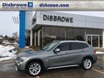 2012 BMW X1 Xdrive28i  AWD, Accident-Free, Certified in St Thomas, Ontario