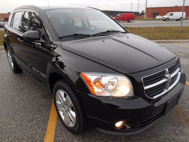 2007 dodge caliber sxt 2 4l black auto berry. Black Bedroom Furniture Sets. Home Design Ideas
