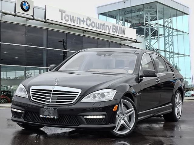 2011 mercedes benz s class black town and country bmw for What country makes mercedes benz cars